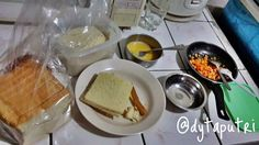 THE DYTAPUTRI: Resep MPASI : Roti Goreng Isi Ayam Keju (9m)