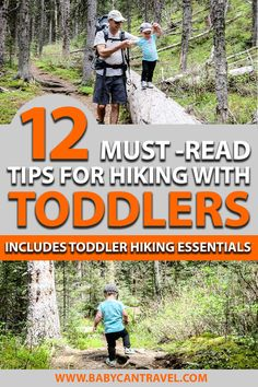 Baby Hiking, Hiking With Kids, Camping And Hiking, Camping Tips, Best Hiking Gear, Hiking Tips, Running Tips, Trail Running, Toddler Travel Activities