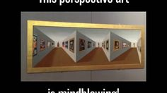 Insane Perspective Artwork Is Mindblowing UNILAD