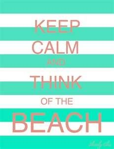I love the Beach! food