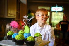 """Brain Cakes"" at ""Radley's 6th Birthday Experiment"""