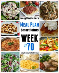 Weight Watchers Meal Plans, Weight Watcher Dinners, Weigh Watchers, Healthy Snacks, Healthy Eating, Healthy Recipes, Healthy Fruits, Lunch Snacks, Easy Recipes