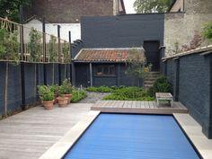 moderne kleine tuin met zwembad - Google zoeken