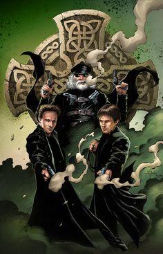 Boondock Saints by Jason Metcalf and Ula Mos