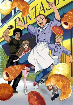 Azuma Kazuma isn't terribly clever, but he's got a good heart and great skill - at baking. Since childhood, he's been on a quest to create the perfect bread to represent Japan internationally. Now, he seeks to enter the famous bakery Pantasia, in hopes of reaching his goal.