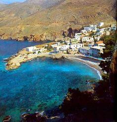 Sfakia in Crete