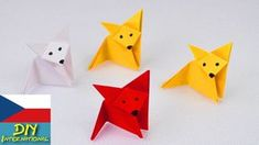 27 Creative Photo of Diy Origami Easy . Diy Origami Easy How To Make An Origami Fox Super Easy Super Cute Paper Ideas Origami Design, Diy Origami, How To Make Origami, Origami Tutorial, Origami Paper, Tulip Origami, Paper Folding Crafts, Paper Crafts For Kids, Diy Crafts