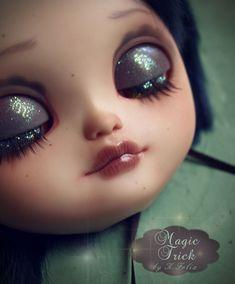 Magic Trick custom Icy doll by KarolinFelix