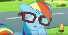 "Rainbow Dash: [imitating Twilight Sparkle] I'm always finding so much interesting information in books. In fact, a lot of ponies call me ""Reading Rainboom"". Mlp My Little Pony, My Little Pony Friendship, Over The Rainbow, Rainbow Dash, Equestrian Girls, Interesting Information, Twilight Sparkle, My Ride, Ponies"