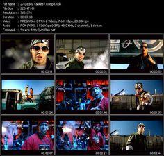 Daddy Yankee Video Download. Original DVD Quality VOB - Rompe