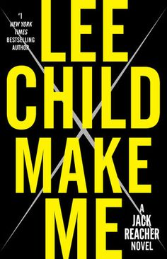 Make Me by Lee Child | PenguinRandomHouse.com  Amazing book I had to share from Penguin Random House