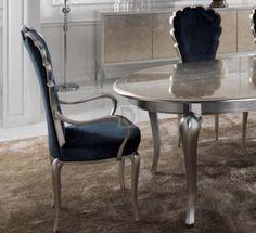 #chair #design #interior #furniture #furnishings #interiordesign #designideas #artdeco #ardeco стул с подлокотниками DV Home Icon, Icon Ch_68