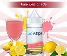 Go Vape - Pink Lemonade Hdpe Bottles, Empty Bottles, Universal Battery Charger, Sticky Fingers, How Big Is Baby, Pink Lemonade, Vape, Free Shipping, Store