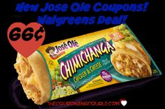 PRINT NOW!! New Jose Ole coupons! Get a great deal at Walgreens on Chimichangas! Pay only $0.66 each!  Click the link below to get all of the details ► http://www.thecouponingcouple.com/new-jose-ole-coupons-walgreens-deal/  #Coupons #Couponing #CouponCommunity  Visit us at http://www.thecouponingcouple.com for more great posts!