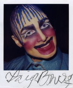 Leigh Bowery > Vintage street Style fashion photography. Taboo / Blitz Kids / London