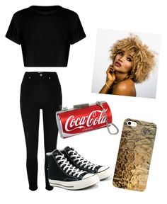 """""""a trip to the mall pt 2"""" by tesaantobing on Polyvore featuring River Island and Converse"""