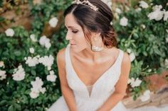 Timeless Tuscan Wedding in Pink and Peach with Magnificent Florals! - BLOVED Blog