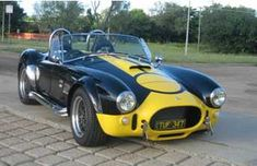 AC Cobra at Cairns Rally