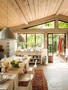 Lovely French Country Home Interiors And Outdoor Rooms With Rustic