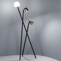 Dining room floor lamps: Tripod floor lamps that are going to elevate your dining room lighting today | www.diningroomlighting.eu