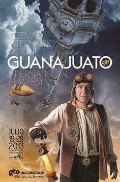 El Festival Internacional de Cine de Guanajuato llevará a cabo este año su siguiente edición del 19 al 28 de Julio en.Conoce más de este importante festival http://arte.linio.com.mx/cine/festival-internacional-de-cine-de-guanajuato/