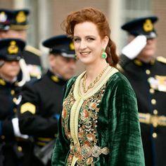 Princess Lalla Salma : wife of Moroccan King Mohammed.