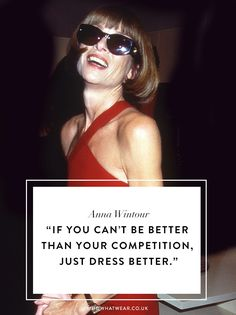 50 of the Best Fashion Quotes of All Time via @WhoWhatWearUK