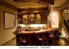 Bar, for entertaining purposes of course.