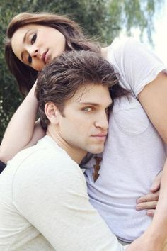Sweet Couple #Spoby . Spencer and Toby pretty Little Liars. Troian and Keegan Awesome