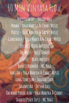 Caitlin's 60 Min Vinyasa Flow, a playlist by Caitlin Linscheid on Spotify Yoga Flow Sequence, Yoga Sequences, Yoga Playlist, Playlist Ideas, Kundalini Yoga, Yoga Meditation, Baby Yoga, Yoga Music, Yoga Teacher Training