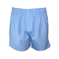 Regular fit means a comfortable, traditional fit. Many modern boxers have the seat cut like pants. These follow the classic cut, where the seat is ballooned- there are no seams on the back, allowing for ease of movement and a better fit. These all cotton shorts feature a covered elastic waistband for an enhanced fit, along with a single button fly for convenience.