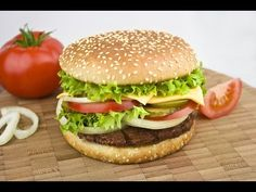 How To Make a Whopper - YouTube