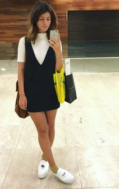 Musa do estilo: Larissa Busch - Guita Moda Basic Outfits, Trendy Outfits, Fall Outfits, Summer Outfits, Cute Outfits, Looks Style, Casual Looks, Girl Fashion, Fashion Outfits