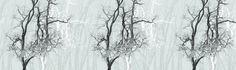 Wander Wood Frost - Tapetit / tapetti - Photowall