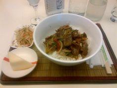 Tasty Asian lunch @ Restaurant Ra'mien!