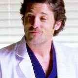 Patrick Dempsey - Patrick Dempsey GIF Thread #12: Because any gif of him make our threads so much prettier. - Page 7 - Fan Forum