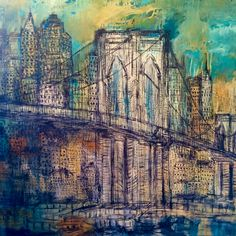 Brooklyn Bridge Opus18 laylafanucci.com