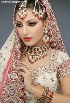 Shadi Pictures: indian wedding dresses for girls