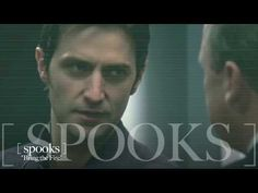 """[ spooks ] Lucas North """"Bring the Fire"""""""