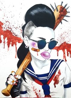 Sukeban | Arte Manifiesto