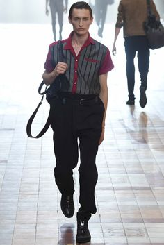 Lanvin Spring 2016 Menswear - Collection - Gallery - Style.com
