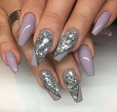 Lovin' the nails #nails #printablexpressions