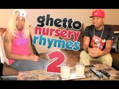 93. Ghetto Nursery Rhymes: Part 2-Tre Melvin