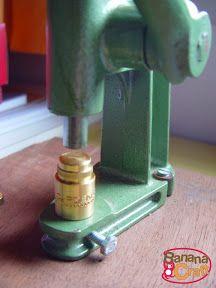 Passo-a-passo: botões forrados | BananaCraft