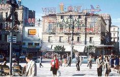 Η πιο όμορφη πόλη του κόσμου, η πιο διάσημη πόλη του πλανήτη, όπως ήταν από το 1960 σε δύο βίντεο ρετρό που συγκινούν Ελληνες και ξένους...