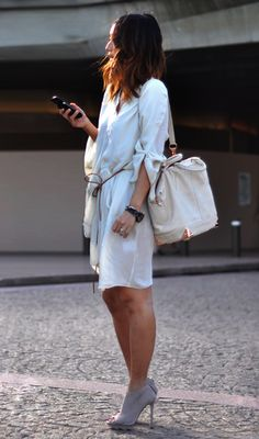 slouchy dress sexy shoes