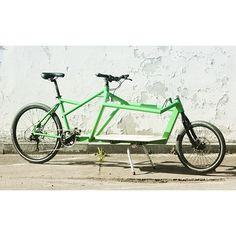 Das #Radlader #cargobike - sehr stylisch wie ich finde.