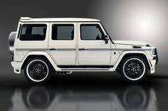 Mercedes-Benz G-Class - Mercedes-Benz G-Klasse - Autos Mercedes Benz Amg, Benz Suv, White G Wagon, Mercedes G Wagon White, G Wagon Amg, Carl Benz, Automobile, Mercedez Benz, Audi