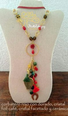 Hermoso Jewelry Crafts, Handmade Jewelry, Beaded Necklace, Necklaces, Jewelry Making, Beads, Casual, Fashion, Long Necklaces