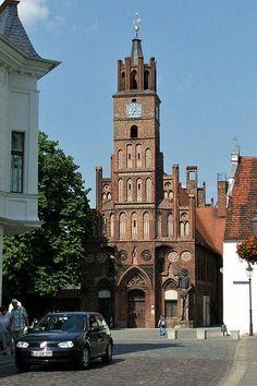 Altstadt Rathaus, Brandenburg an der Havel, Germany